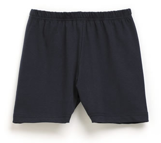 St Elizabeth Seton Navy Bike Shorts